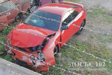 У Бучачі п'яний водій збив коляску з дитиною та спробував втекти
