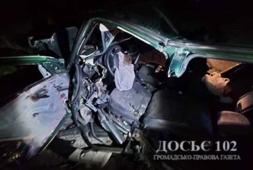 За вихідні на Тернопільщині поліцейські зареєстрували дві аварії з потерпілими