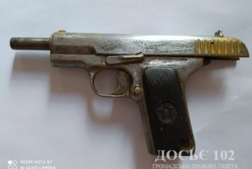 Жителя Тернопільщини, підозрюваного в незаконному продажу вогнепальної зброї, взято під варту