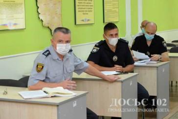 У період вихідних правоохоронці Тернопільщини нестимуть службу в посиленому режимі