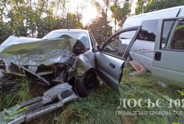 У ДТП на Тернопільщині травмувалося двоє людей