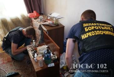 Наркопритон у Тернополі прикрили оперативники управління боротьби з наркозлочинністю
