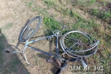 В Бережанському районі у рейсовий автобус врізалося авто, а в Тернопільському під колесами опинився велосипедист