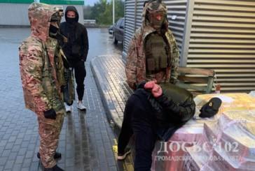 Рекетирів, які кілька років тероризували перевізників західної України, затримали співробітники  управління стратегічних розслідувань Тернопільщини