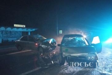 У аварії на Кременеччині травмувалося троє людей