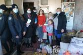 Правоохоронці та благодійники Тернополя подарували святковий настрій малозабезпеченим родинам