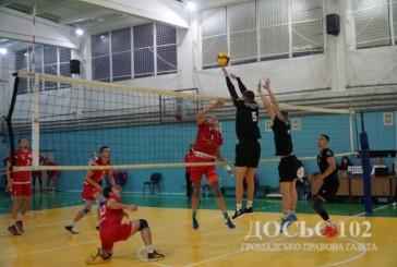 Працівники Управління поліції охорони в Тернопільській області вибороли перемогу у другому етапі Кубка України з волейболу