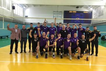 Команда «ДСО-ЗУНУ» здобула перемоги над командами ВК «Бахмут-ШВСМ» та  ВК «Дніпро»