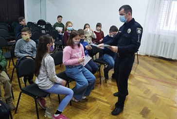 Про важливі питання сьогодення спілкувалися ювенали Тернопільщини з школярами