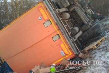 У двох автопригодах на дорогах Тернополя та області травмувалися люди