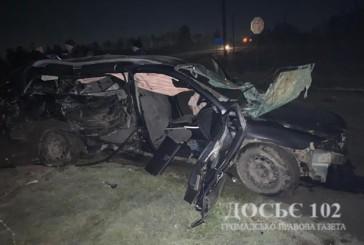 Шістнадцять травмованих-результат автопригод на Тернопільщині за святкові дні