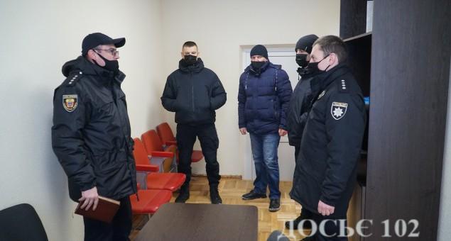 Тернопільська територіальна громада уже має свого поліцейського офіцера
