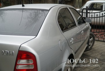 У Тернополі чоловік напідпитку викрав автомобіль та вчинив ДТП