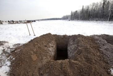 Зборівчанин помер у власноруч викопаній могилі