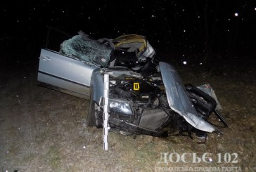 На Чортківщині у автопригоді травмувалося двоє людей