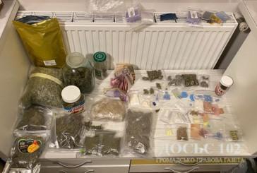 """Наркотиків на 2 мільйони гривень та майна на мільйон вилучили оперативники Тернополя в місцевих та львівських """"бізнесменів"""""""