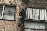 Патрульні Тернополя врятували дитину від падіння з дванадцятиметрової висоти