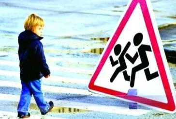 Малолітня дівчинка опинилася під колесами авто
