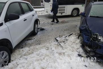 Дві автопригоди 17 лютого трапилося у Тернополі