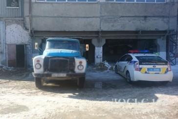 У Тернополі вантажівка переїхала жінку