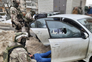 Запорізьких домушників у Тернополі затримали оперативники