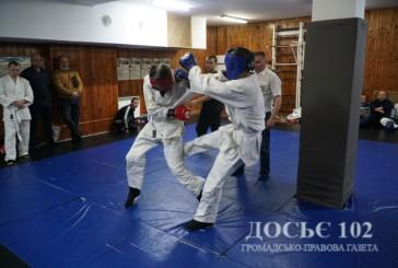 Бійці спецпідрозділу КОРД вибороли перемогу у змаганнях з рукопашного бою