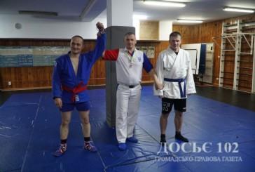 Бійці спецпідрозділу КОРД вибороли першість у змаганнях з самбо
