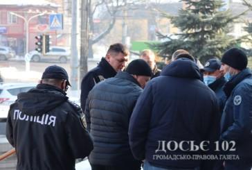 За вихідні поліцейські склали 34 адмінпротоколи та винесли 66 постанов за порушення правил карантину в області