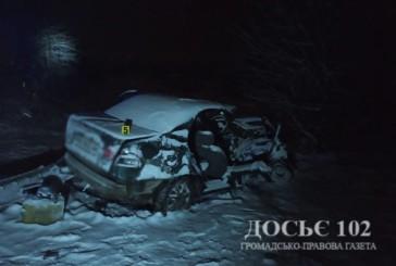 Одна людина загинула, а двоє з травмами потрапили до лікарні в результаті ДТП на Тернопільщині