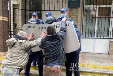 Співробітники Служби судової охорони Тернопільщини спільно з поліцейськими забезпечували безпеку та правопорядок!