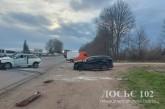 Чотири автомобілі зіткнулися на Тернопільщині