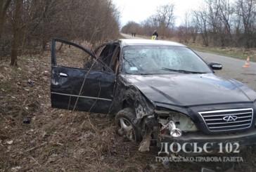Аварію з травмованими зареєстрували правоохоронці в Чортківському районі