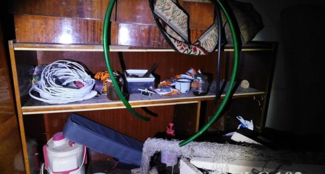Невідомого, який обкрадав дачі в Тернопільському районі, піймали правоохоронці