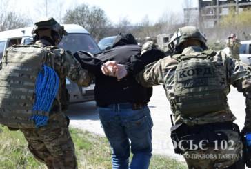 Групу терористів виявили та знешкодили силовики краю в рамках тактико-спеціальних навчань
