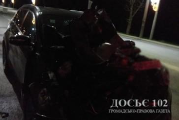 Сім автопригод з травмованими трапилося за святкові дні на дорогах Тернопільщини