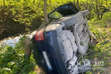 14-16 травня на Тернопільщині трапилося шість автопригод