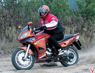 Правоохоронці Тернополя затримали викрадача мотоцикла