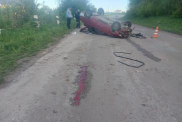 За останню добу в автопригодах травмувалося шестеро молодих людей