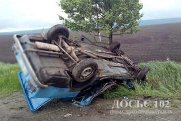 Поліція Тернопільщини встановлює обставини ДТП, в якій травмувався чоловік