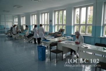 Правоохоронці Тернопільщини поділилися найціннішим – кров'ю