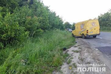 На Тернопільщині поліція розслідує ДТП, в якій загинув 13-річний школяр