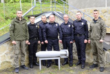 13 червня поліцейські вибухотехнічного відділу святкують 26-ту річницю з дня створення служби