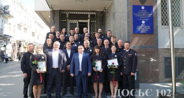 Сьогодні професійне свято відзначають 150 дільничних офіцерів поліції, які працюють на території Тернополя та області