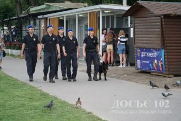Поліцейські Тернопільщини дбають про безпеку дітей на канікулах