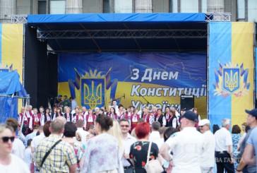Тернопільські поліцейські отримали відзнаки до Дня Конституції України