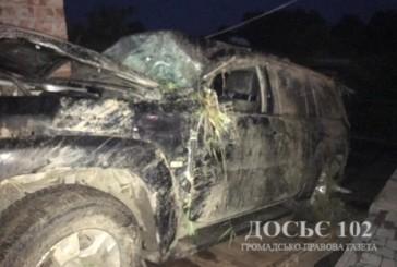Слідчі Тернопільщини встановлюють обставини п'яти аварій за минулу добу