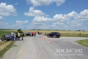 На Тернопільщині четверо людей потрапили до лікарні в результаті дорожньо-транспортних пригод