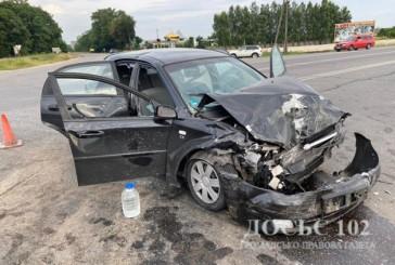 Правоохоронці Тернопільщини встановлюють причини ДТП, в яких травмувалися люди