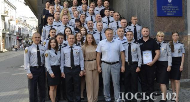 29 липня професійне свято у працівників кадрового забезпечення МВС