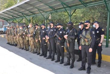Зведений загін тернопільських поліцейських повернувся зі сходу України
